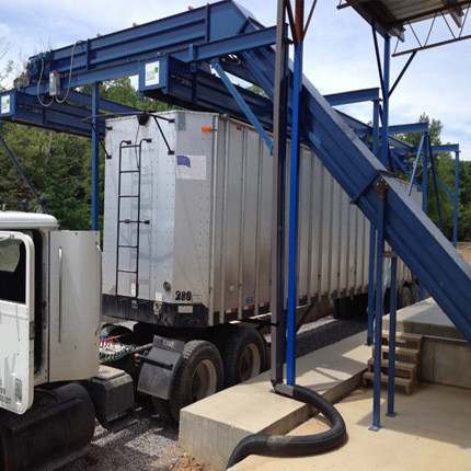 Dual Trailer Loading System