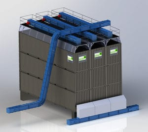 SMART Container Bins 2x3