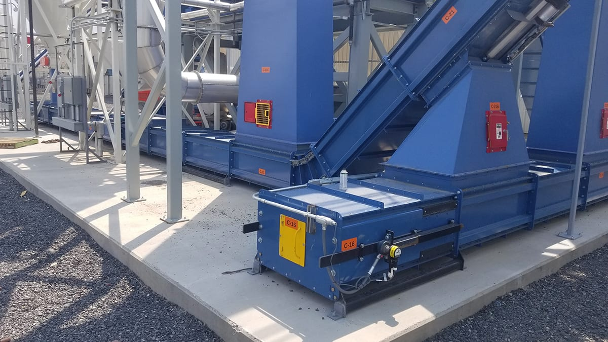 best practices for drag chain conveyors - industrial conveyor maintenance