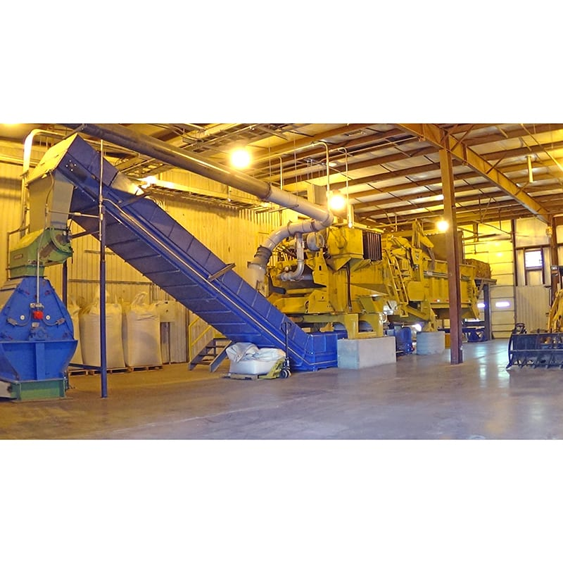 Conveyance system for corn stover ii