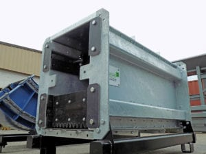 M-Series SMART Conveyor Section, Galvanized - Section