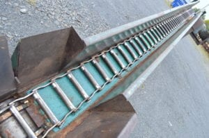 """Example of a ""modern"" Chain Conveyor"