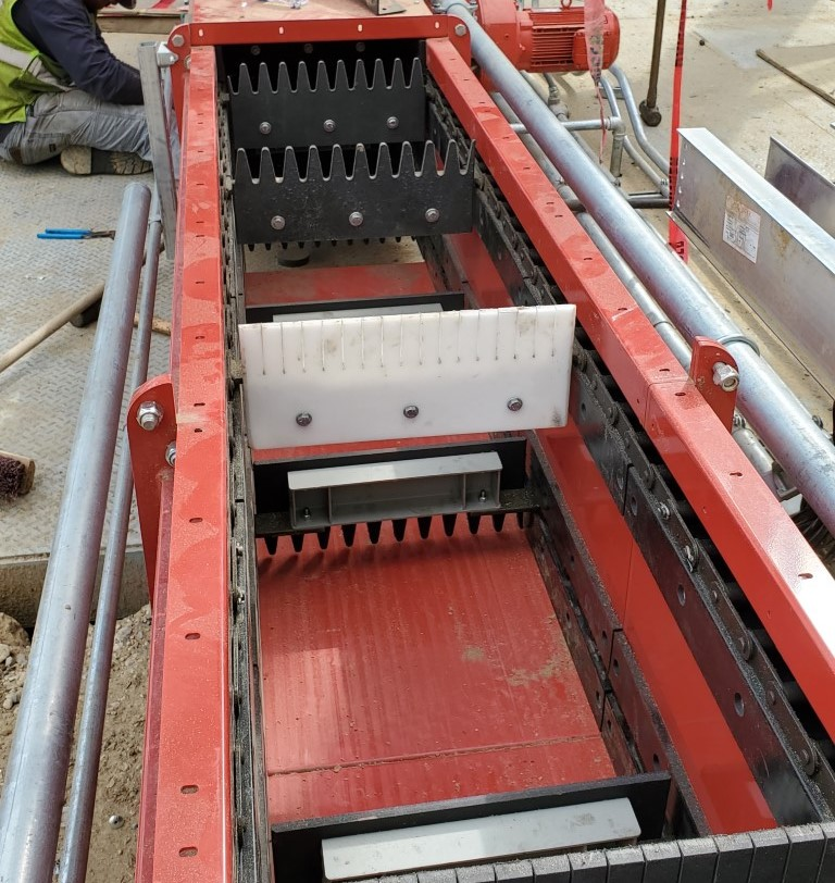 Chain Conveyors for Biomass