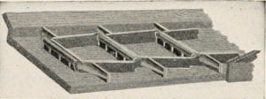 """Image from """"Lumber, It's Manufacture and Distribution"""" - 1922 - 20th Century Drag Chain Conveyors"""