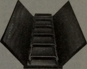 Image from Canadian Forest Industries - 1917 - 20th century drag chain conveyor