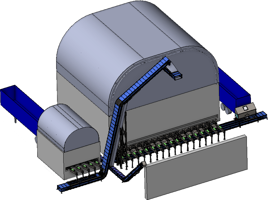 AUTOMATED MATERIAL HANDLING SYSTEMS - AUTOMATION ENGINEERING